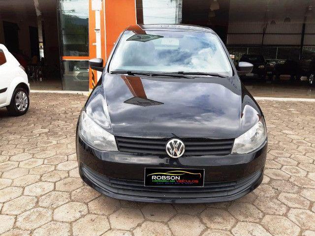 Volkswagen Novo Gol 1.0 Mi Total Flex 8V 2013 - Foto 4