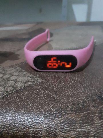 Relógio que ver a hora - Foto 2