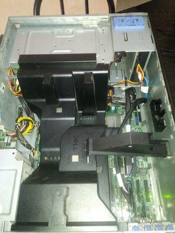 Servidor Dell poweedge dual six core  t410 64gb ram 4tb hd - Foto 2