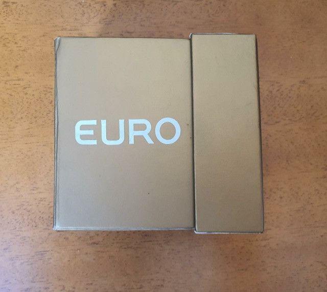Relógio Euro - Black - EU2036LYS - Foto 5