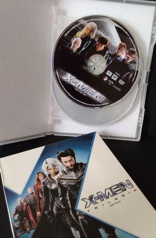 X-men Trilogia Box 3 dvds - Foto 2