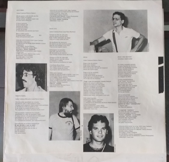 LP Vinil João Caetano 1982 - Foto 3