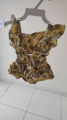 Macaquito girassol  - Foto 2
