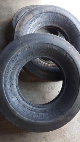 Pneu 7-50-15 Rolo Compressor, Rolo Compactado, Rolo Compressor  - Foto 3