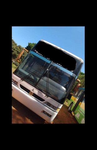 Ônibus rodoviário com banheiro - Foto 4