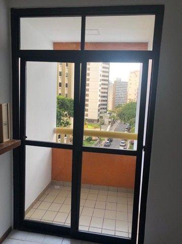 Apartamento Alto do Candeal 1/4, 2 banheiros e área de serviço  - Foto 2