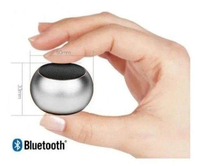 Caixinha Som Bluetooth Bola  3W