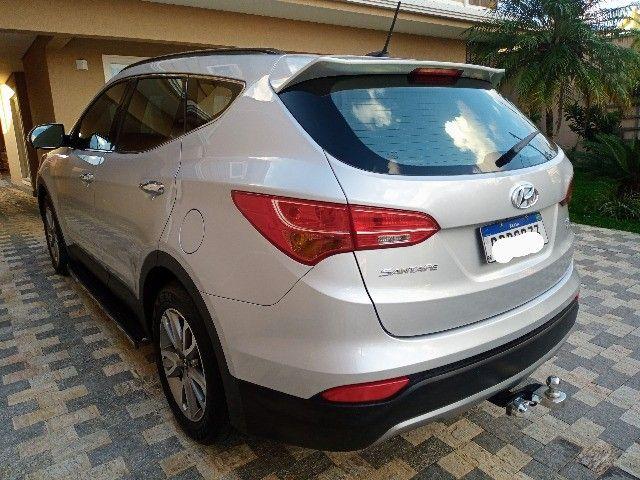 Hyundai Santa Fé 3.3 MPFI 4x4 5 Lugares V6 270CV Gasolina 4P Automático - Foto 6