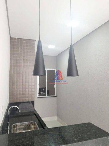 Casa com 3 dormitórios à venda, 119 m² por R$ 437.000,00 - Jardim Santa Rosa - Nova Odessa - Foto 10
