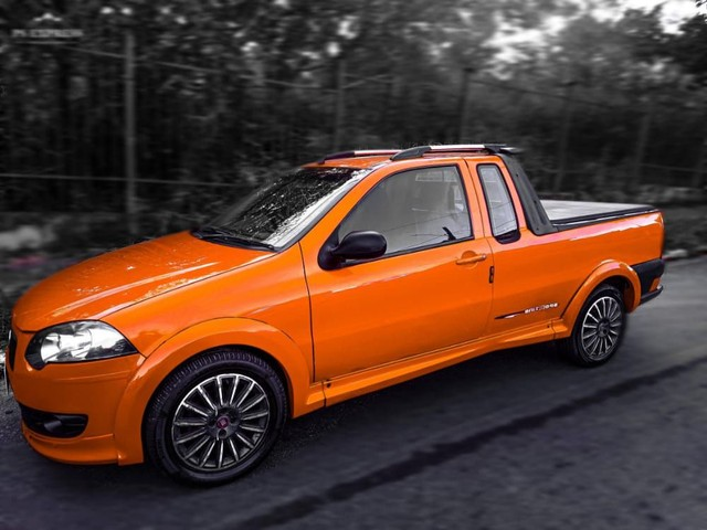 Fiat Strada 2012 Completa - Foto 2