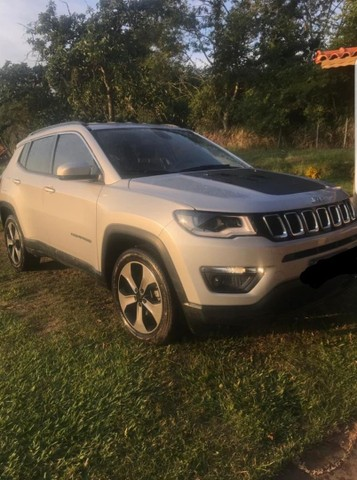 Jeep Compass longitude 2018 2.0 flex