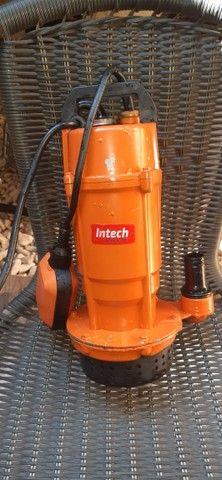Bomba Submersível Água Suja BST500 3 semanas de uso. - Foto 2