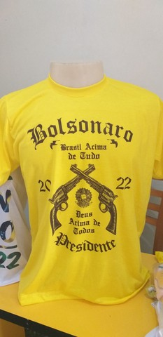 Camisas Bolsonaro presidente  - Foto 2