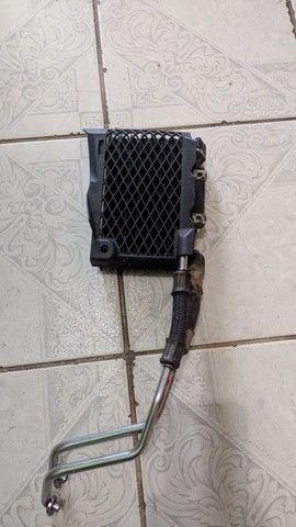Radiador XRE 300 ( ORIGINAL ) - Foto 2