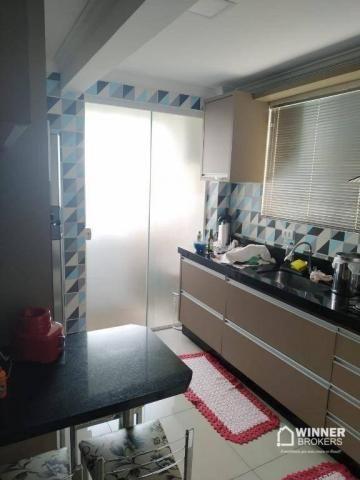 Lindo apartamento mobiliado à venda no centro de Cianorte! - Foto 9