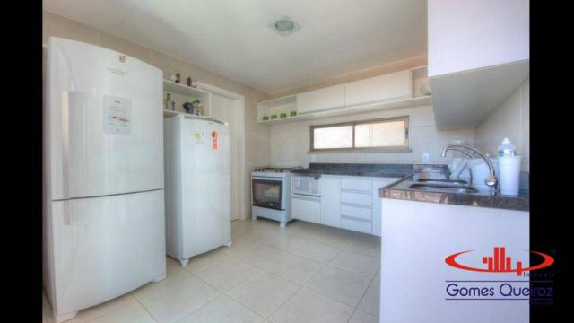 MEDITERRANEE! Apartamento Duplex com 4 dormitórios à venda, 176 m² por R$ 995.000 - Porto  - Foto 11