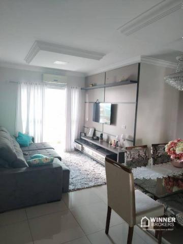 Lindo apartamento mobiliado à venda no centro de Cianorte! - Foto 10
