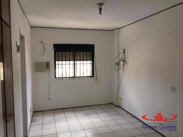 Apartamento com 3 dormitórios para alugar, 129 m² por R$ 1.400/mês - Dionisio Torres - For - Foto 18