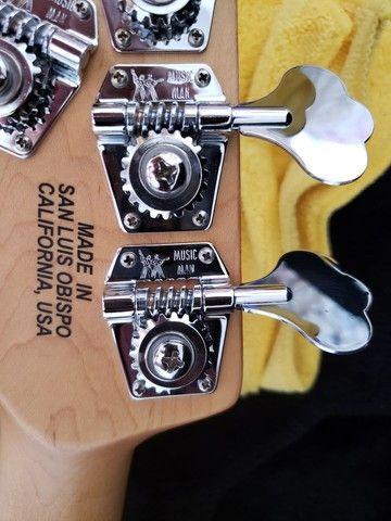 Baixo Musicman stingray HS 5c  - Foto 3