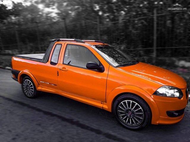 Fiat Strada 2012 Completa - Foto 12