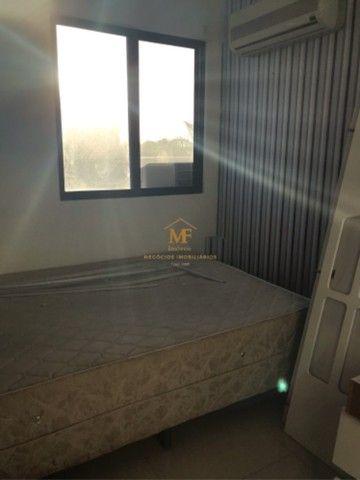 Apartamento mobiliado para locação próximo da avenida Maria Quitéria  - Foto 13