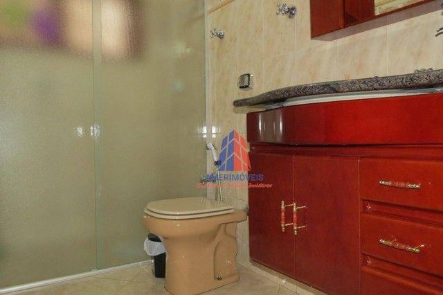 Casa com 3 dormitórios à venda, 211 m² por R$ 760.000,00 - Jardim Santa Rosa - Nova Odessa - Foto 11