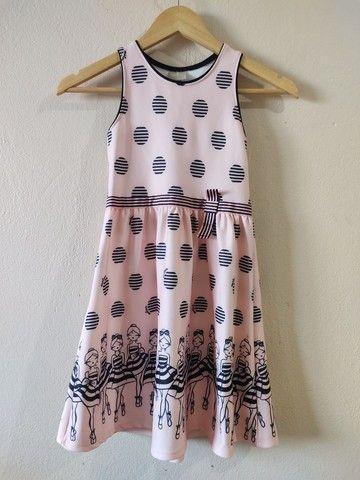 Vestido infantil milon 10 - Foto 2