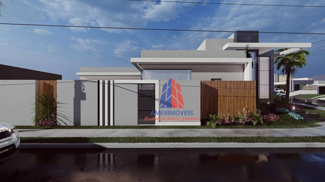 Casa com 3 dormitórios à venda, 214 m² por R$ 1.200.000,00 - Jardim Primavera - Nova Odess - Foto 8