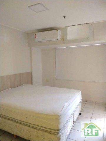 Flat com 1 dormitório para alugar, 30 m²- Ilhotas - Teresina/PI - Foto 2