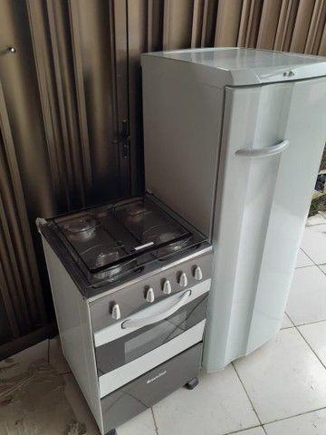 Geladeira Electrolux + fogão esmaltec  - Foto 4