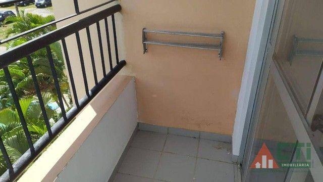 Apartamento com 2 dormitórios para alugar, 57 m² por R$ 950,00/mês - Iputinga - Recife/PE - Foto 4