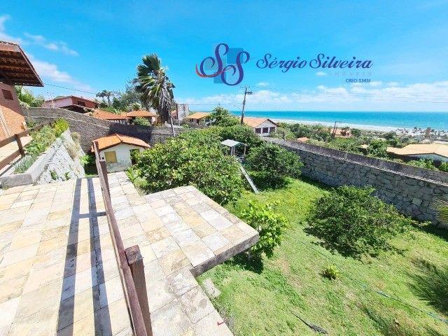 Casa na Prainha com vista mar espetacular 11 quartos! Terreno amplo de 1988m² - Foto 19