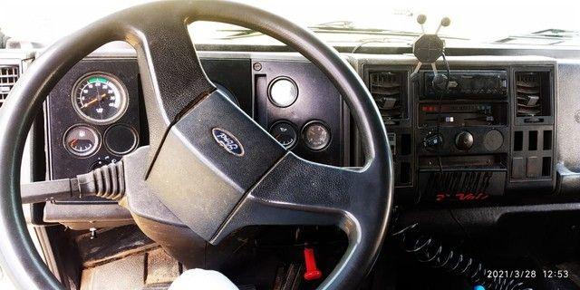 Ford Cargo 8115 ótimo estado/ - Foto 2
