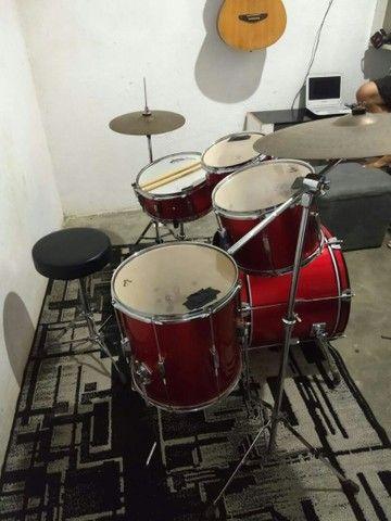 Vendo Bateria ny f1rsts drums