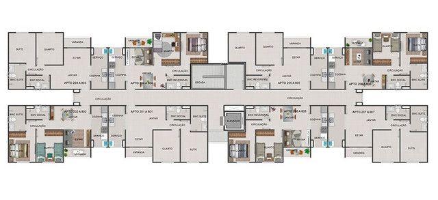 Casas em condominio 85m², localizadas no Luiz Gonzaga