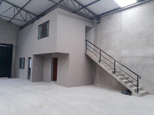 Alugo Particular Excelente Barracão com aprox 500 m² - Foto 10