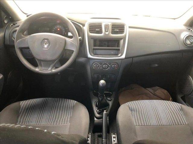 Renault Logan 1.0 12v Sce Authentique - Foto 6