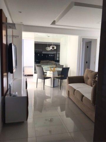 Apartamento mobiliado para locação próximo da avenida Maria Quitéria  - Foto 3