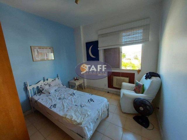 AZ-Apartamento com 3 quartos para alugar, 190 m² - Algodoal - Cabo Frio/R - Foto 14