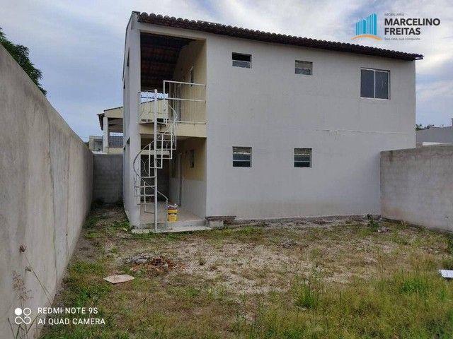 Casa com 2 dormitórios para alugar, 196 m² por R$ 609,00/mês - Urucunema - Eusébio/CE - Foto 2