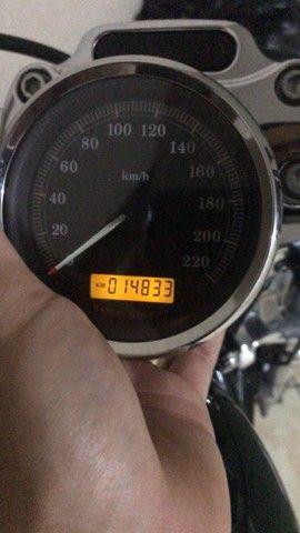 Harley Davidson XL 1200 - Incrível