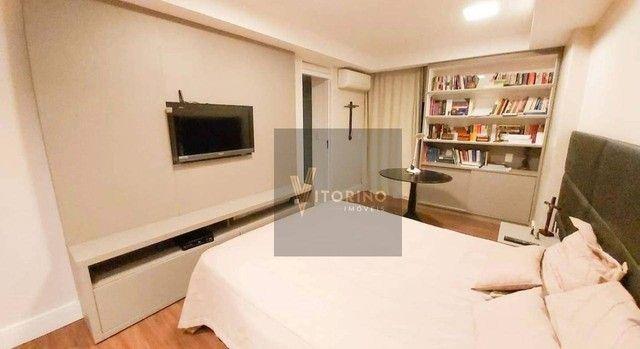 Apartamento com 3 dormitórios para alugar, 290 m² por R$ 7.000,00/mês - Manaíra - João Pes - Foto 10