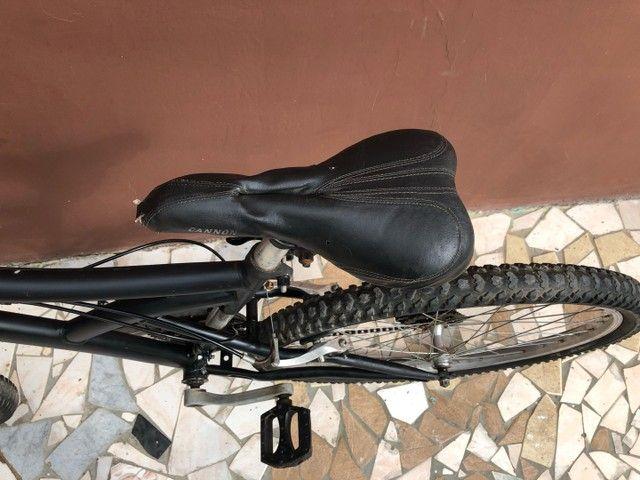 Vendo bicicleta Caloi aro 26  - Foto 5