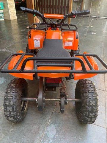Quadriciclo Eletrico 500-36v - Foto 3