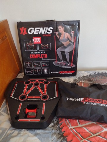 Aparelho de Ginástica Genis fitness novo na caixa