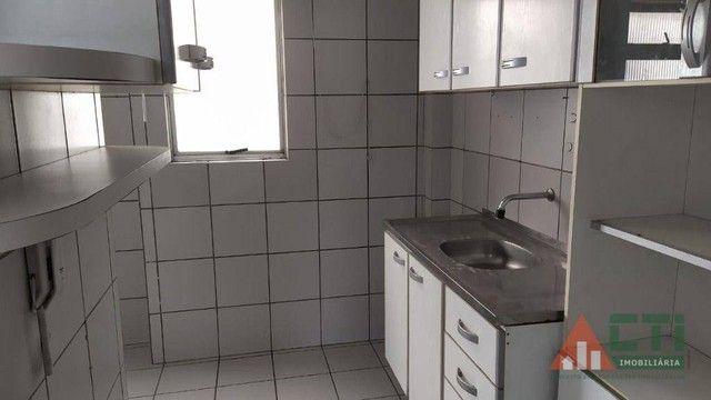 Apartamento com 2 dormitórios para alugar, 57 m² por R$ 950,00/mês - Iputinga - Recife/PE - Foto 9