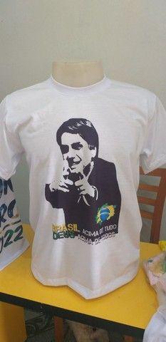 Camisas Bolsonaro presidente  - Foto 4