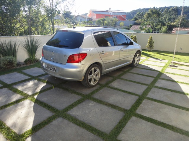 Peugeot 307 1.6 Pack Teto e Couro - Foto 3