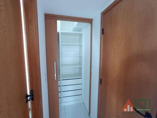 Apartamento com 2 dormitórios para alugar, 56 m² por R$ 1.350,00/mês - Iputinga - Recife/P - Foto 13