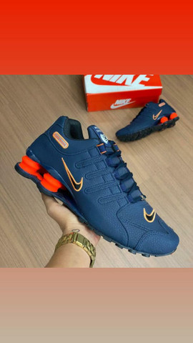 Nike shox  NZ mínimo 6 pares - Foto 2